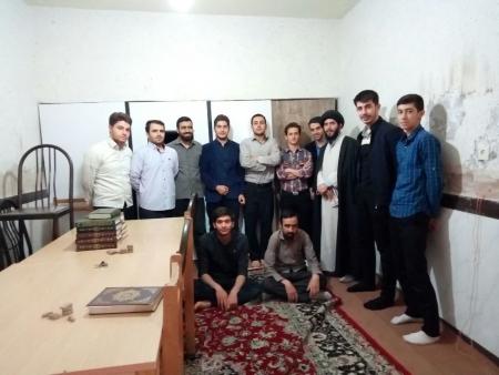 اختتامیه مراسم جزءخوانی قرآن در کانون